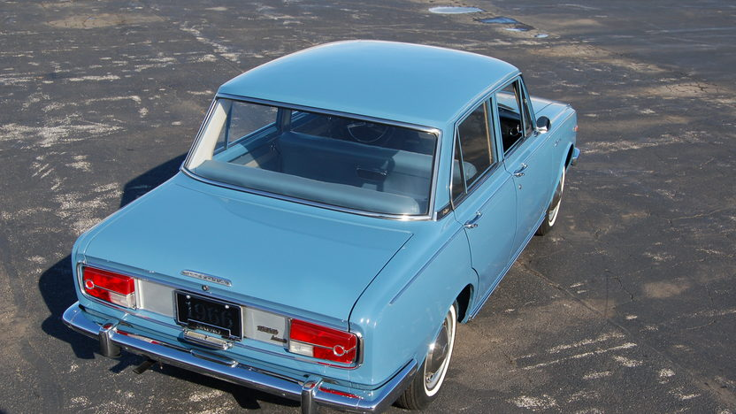 1966 Toyota Corona Sedan 1.9L, Automatic, 8,769 Original Miles presented as lot T203 at Indianapolis, IN 2009 - image2