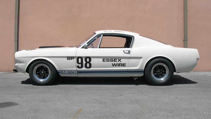 1965 Shelby Mustang GT350 R The Essex Wire Car presented as lot F241 at Indianapolis, IN 2009 - image2