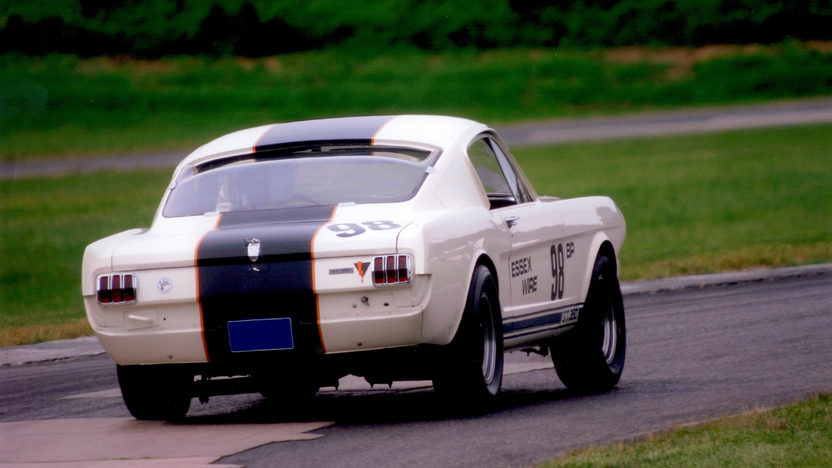 1965 Shelby Mustang GT350 R The Essex Wire Car presented as lot F241 at Indianapolis, IN 2009 - image7