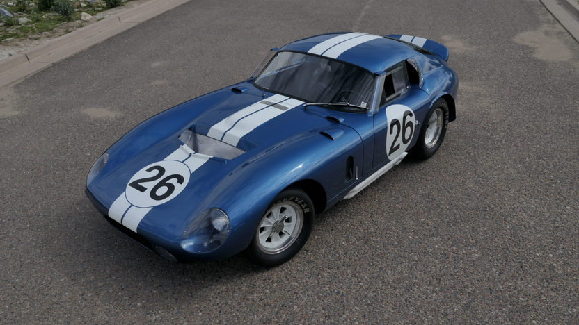 1965 Shelby Daytona Cobra Coupe CSX2601, FIA Championship Winner presented as lot F242 at Indianapolis, IN 2009 - image3