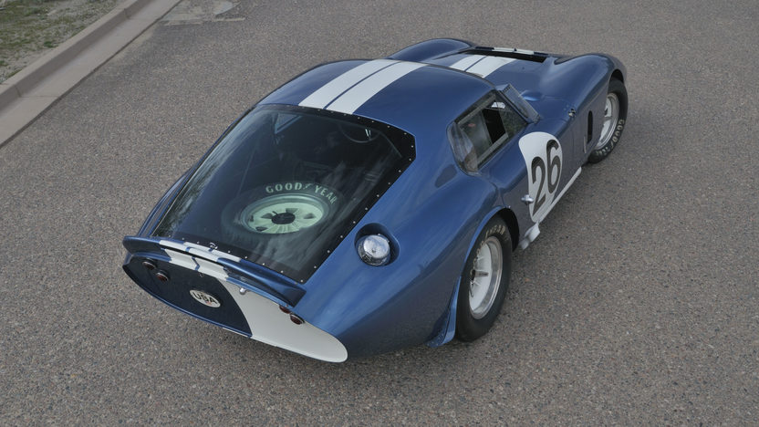 1965 Shelby Daytona Cobra Coupe CSX2601, FIA Championship Winner presented as lot F242 at Indianapolis, IN 2009 - image4