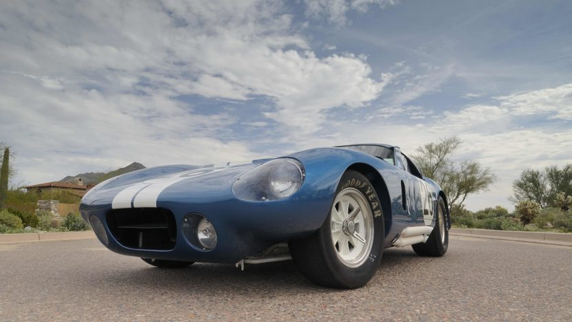 1965 Shelby Daytona Cobra Coupe CSX2601, FIA Championship Winner presented as lot F242 at Indianapolis, IN 2009 - image7