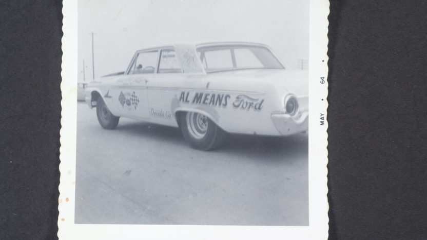 1962 Ford Galaxie Light Weight 427 CI, Phil Bonner Drag Car presented as lot F259 at Indianapolis, IN 2009 - image6