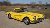 1958 Chevrolet Corvette Resto Mod 350/400 HP, 6-Speed  presented as lot S33 at Indianapolis, IN 2009 - thumbail image8