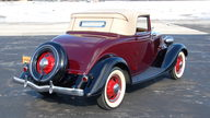 1933 Ford Cabriolet Convertible Flathead, 3-Speed  presented as lot S102 at Indianapolis, IN 2009 - thumbail image2