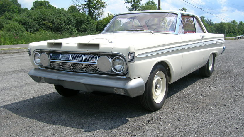 1964 Mercury A Fx Comet Caliente 2 Door Mecum