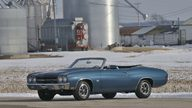1970 Chevrolet Chevelle Convertible 454/450 HP LS6, 4-Speed, Numbers Matching presented as lot S126 at Indianapolis, IN 2009 - thumbail image3