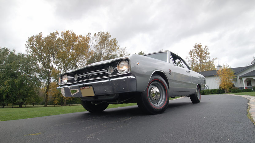 1968 Dodge Dart 440 GSS Coupe 440/375 HP, Automatic presented as lot S135 at Indianapolis, IN 2009 - image6