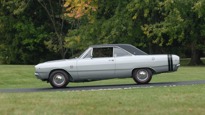 1968 Dodge Dart 440 GSS Coupe 440/375 HP, Automatic presented as lot S135 at Indianapolis, IN 2009 - image8