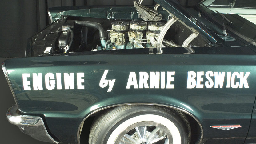 1965 Pontiac Gto Mecum Indianapolis 2009 S148