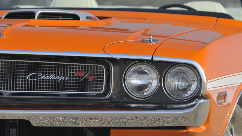 1970 Dodge Challenger Convertible 440/390 HP, 4-Speed  presented as lot S190 at Indianapolis, IN 2009 - image6