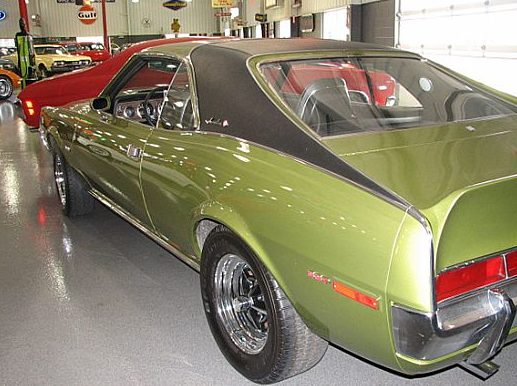 1970 AMC Javelin SST 390/325 HP, 4-Speed presented as lot U27 at Indianapolis, IN 2009 - image2