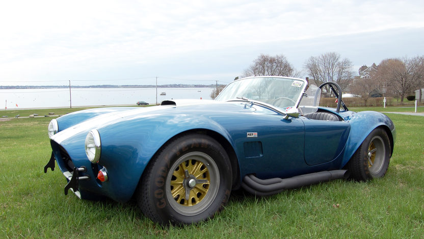 1966 Shelby 427 S/C Cobra  Roadster CSX 3034 presented as lot F248.1 at Indianapolis, IN 2009 - image6