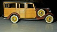 1934 Ford Woody Station Wagon 239/100 HP, 3-Speed  presented as lot S79 at Indianapolis, IN 2010 - thumbail image3