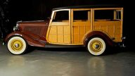 1934 Ford Woody Station Wagon 239/100 HP, 3-Speed  presented as lot S79 at Indianapolis, IN 2010 - thumbail image7