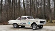 1965 Mercury Comet Factory AFX 427/750 HP, 4-Speed  presented as lot S127 at Indianapolis, IN 2010 - thumbail image7