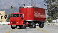 1953 White 3000 Cabover Tractor Trailer 10-Speed   presented as lot S209 at Indianapolis, IN 2010 - thumbail image2