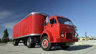 1953 White 3000 Cabover Tractor Trailer 10-Speed   presented as lot S209 at Indianapolis, IN 2010 - thumbail image3