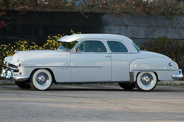 1952 Dodge Coronet 2-Door Sedan 230/103 HP, 3-Speed presented as lot F26 at Indianapolis, IN 2010 - image2