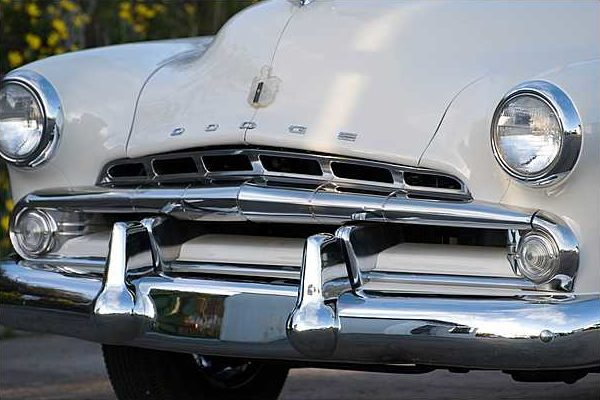 1952 Dodge Coronet 2-Door Sedan 230/103 HP, 3-Speed presented as lot F26 at Indianapolis, IN 2010 - image6
