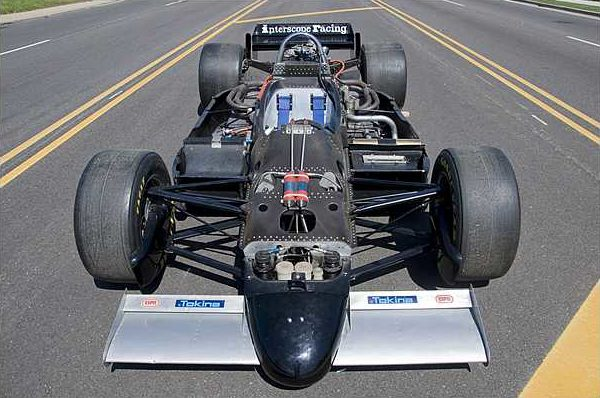 1984 March 84 Indy Car Interscope Racing/Danny Ongais  presented as lot F229 at Indianapolis, IN 2010 - image2