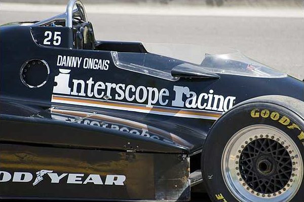 1984 March 84 Indy Car Interscope Racing/Danny Ongais  presented as lot F229 at Indianapolis, IN 2010 - image3
