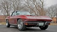 1967 Chevrolet Corvette Convertible 427/435 HP, 4-Speed presented as lot F214 at Indianapolis, IN 2010 - thumbail image3