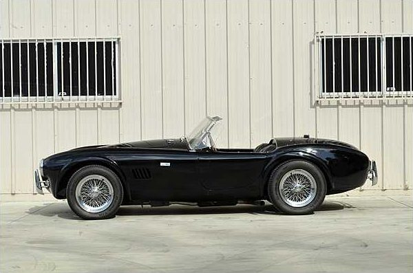 1965 Shelby Cobra 289 Roadster CSX 2332, 289 CI, 4-Speed presented as lot S146 at Indianapolis, IN 2010 - image2