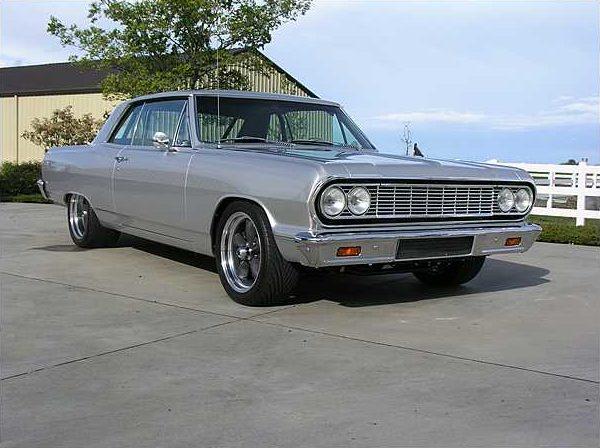 Ray Skillman Chevy >> 1964 Chevrolet Malibu Pro Touring | Mecum Indianapolis ...