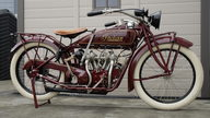 1921 Indian Scout Motorcycle 37 CI presented as lot T228 at Indianapolis, IN 2011 - thumbail image3