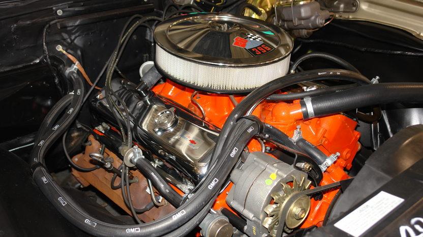 1969 Chevrolet Chevelle Ss 2 Door Hardtop 396 325 Hp 4