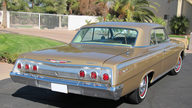 1962 Chevrolet Impala SS Gold Anniversary 409 CI, 4-Speed Manual presented as lot F205 at Indianapolis, IN 2011 - thumbail image3