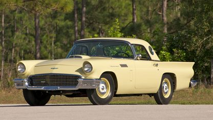 1957 Ford Thunderbird Phase I D/F