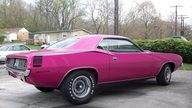 1970 Plymouth Hemi Cuda Coupe 426/425 HP, 4-Speed presented as lot F257 at Indianapolis, IN 2011 - thumbail image6
