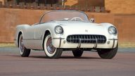1953 Chevrolet Corvette Roadster 235/150 HP presented as lot S106 at Indianapolis, IN 2011 - thumbail image3
