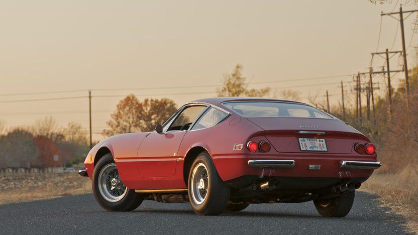 1973 Ferrari 365 GTB/4 Daytona 5-Speed presented as lot S132 at Indianapolis, IN 2011 - image2