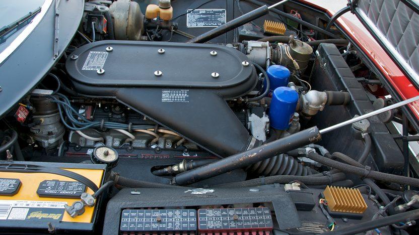 1973 Ferrari 365 GTB/4 Daytona 5-Speed presented as lot S132 at Indianapolis, IN 2011 - image7
