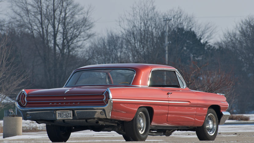 1962 Pontiac Catalina Super Duty 421 CI SD, 4-Speed presented as lot S133 at Indianapolis, IN 2011 - image2