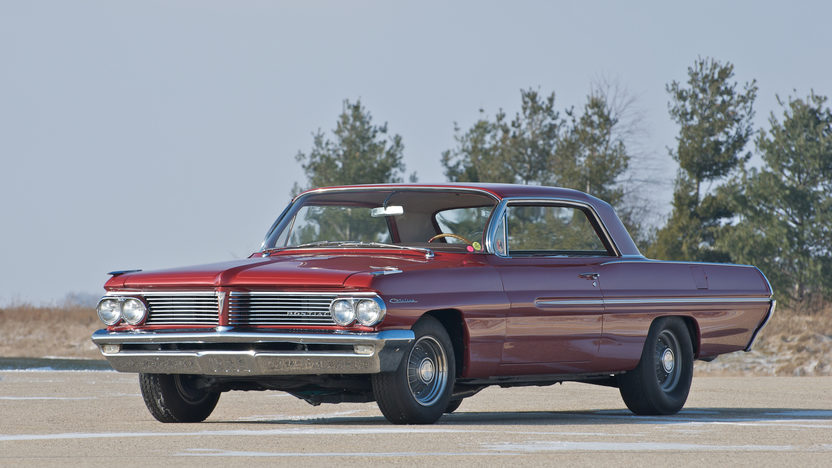 1962 Pontiac Catalina Super Duty 421 CI SD, 4-Speed presented as lot S133 at Indianapolis, IN 2011 - image8