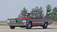 1962 Pontiac Catalina Super Duty 421 CI SD, 4-Speed presented as lot S133 at Indianapolis, IN 2011 - thumbail image8