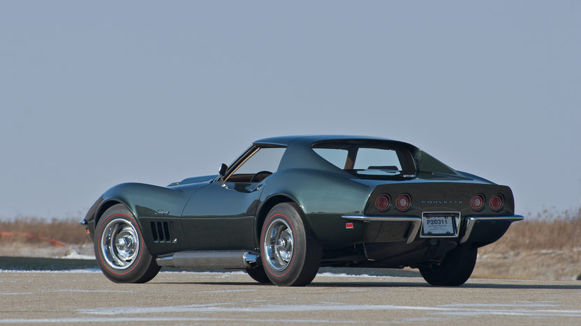 1969 Chevrolet Corvette L88 Coupe 427/430 HP, 4-Speed presented as lot S134 at Indianapolis, IN 2011 - image2