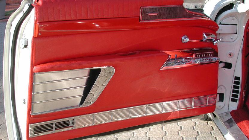 1958 Cadillac Eldorado Biarritz Convertible 365/335 HP presented as lot S177 at Indianapolis, IN 2011 - image5