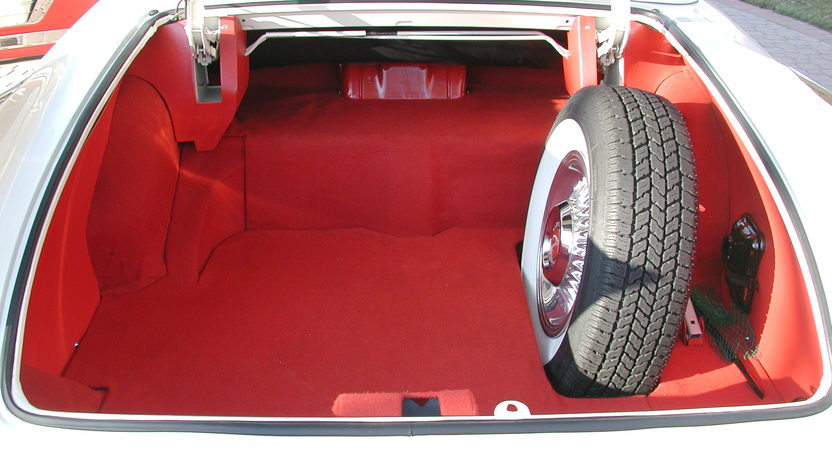 1958 Cadillac Eldorado Biarritz Convertible 365/335 HP presented as lot S177 at Indianapolis, IN 2011 - image7