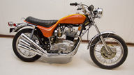 1973 Triumph X-75 Hurricane 750CC presented as lot U61 at Indianapolis, IN 2011 - thumbail image2