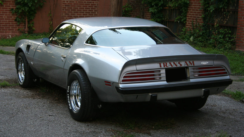 1975 Pontiac Yenko Trans Am Coupe 427/430 HP, 4-Speed   presented as lot F169 at Indianapolis, IN 2011 - image2