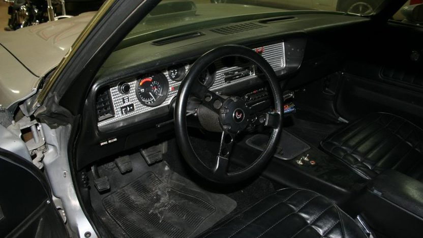 1975 Pontiac Yenko Trans Am Coupe 427/430 HP, 4-Speed   presented as lot F169 at Indianapolis, IN 2011 - image7
