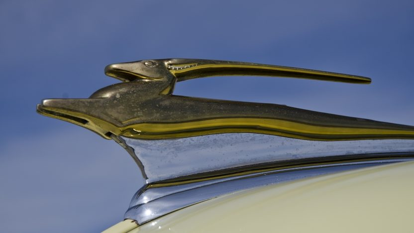 1951 Chevrolet Deluxe Convertible presented as lot W240.1 at Indianapolis, IN 2011 - image4