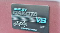 1989 Dodge Shelby Dakota Pickup presented as lot G276 at Indianapolis, IN 2012 - thumbail image9