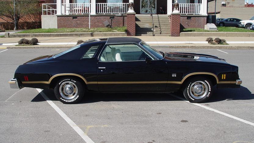 1976 Chevrolet Laguna S3 Coupe Mecum Indianapolis 2012