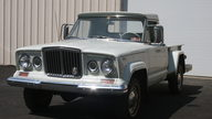 1965 Jeep Gladiator Thriftside 4x4 230 CI, 3-Speed presented as lot T7 at Indianapolis, IN 2012 - thumbail image8